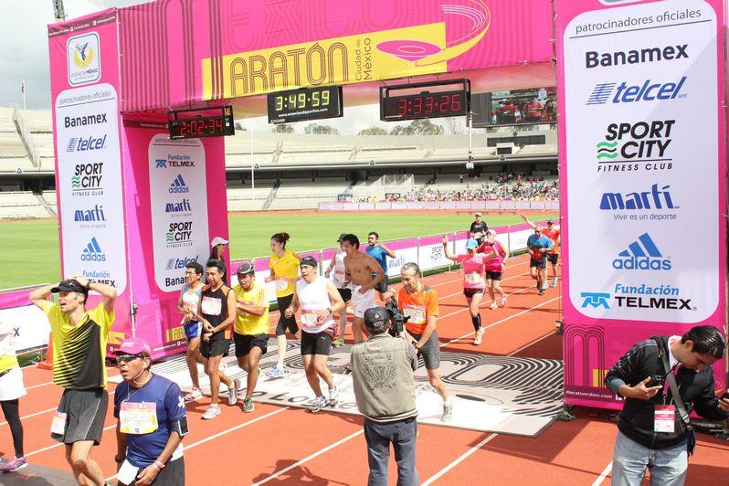 maraton mexico