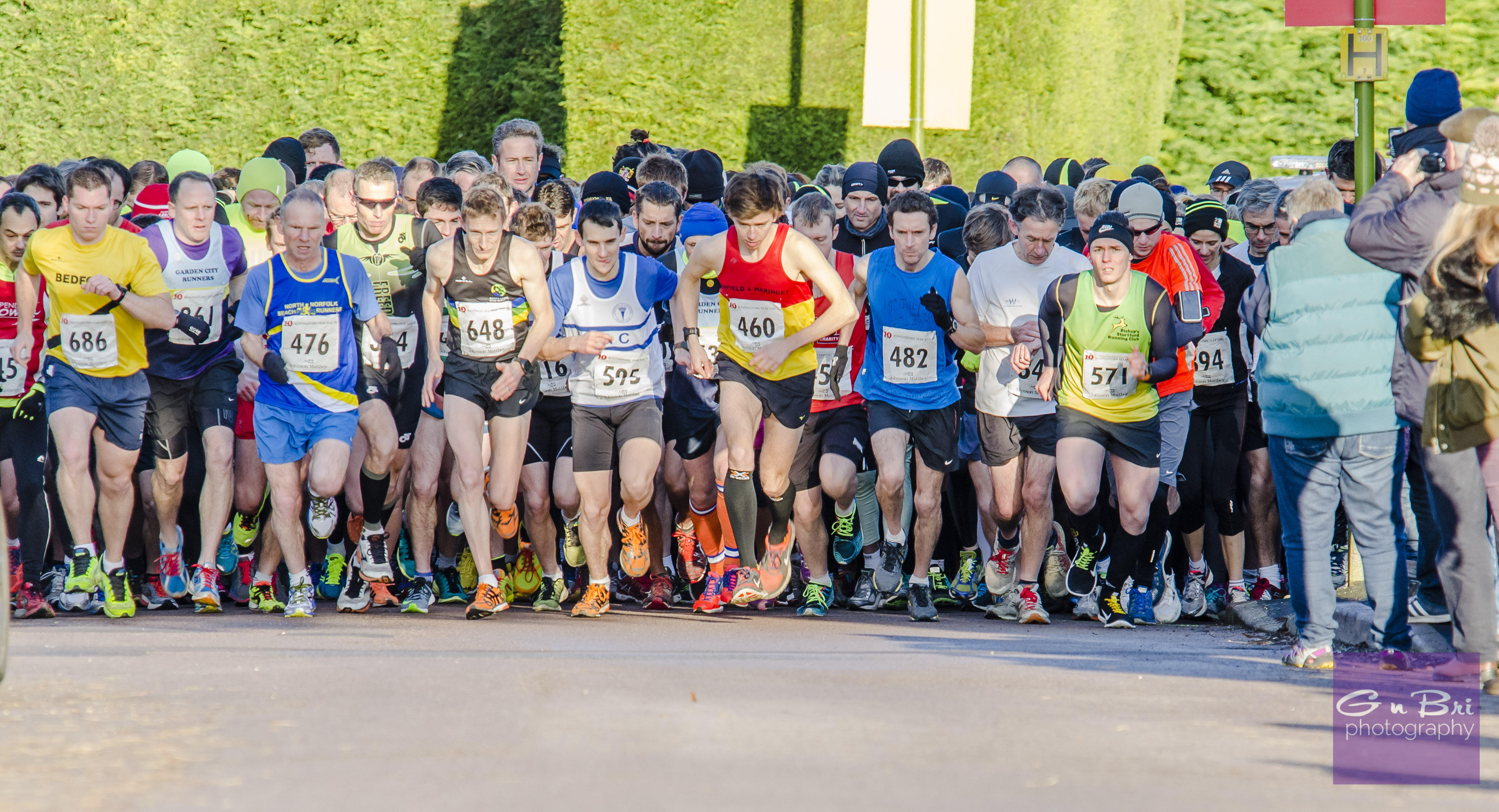 Buntingford 10 Mile Race